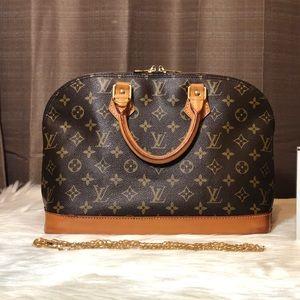 Louis Vuitton Alma Pm ❤️🎉